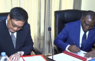 SIGNATURE ACCORD DE COOPÉRATION TOGO CHINE