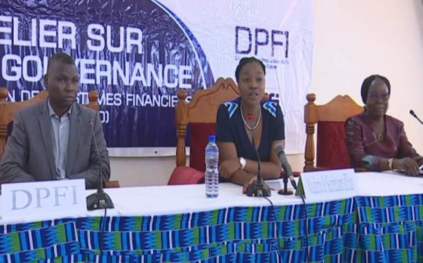 FORMATION SUR LA GOUVERNANCE DANS LES SYSTÈMES FINANCIERS DÉCENTRALISES