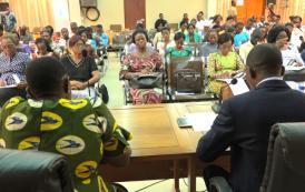 REUNION PREPARATOIRE JOURNEE DE LA FEMME AFRICAINE