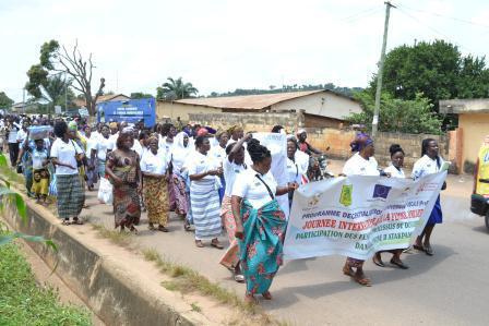 LA JOURNEE INTERNATIONALE DE LA FEMME AFRICAINE CELEBREE DANS LES PREFECTURES