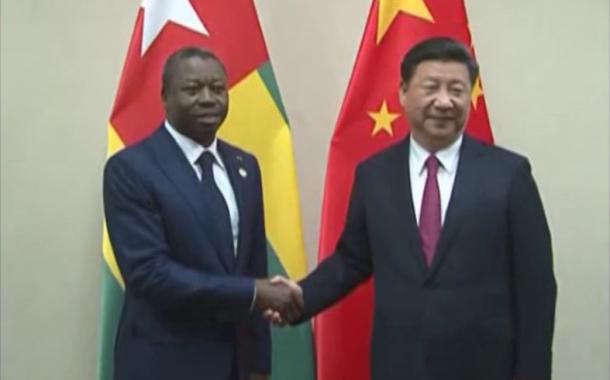 ENJEUX SOMMET CHINE AFRIQUE  BEIJING 2018