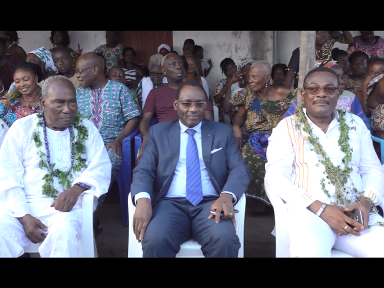 FETE TRADITIONNELLE KPANTCHOTCHO AGBODRAFO