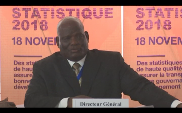 CONFERENCE DE PRESSE INSEED/ JOURNEE AFRICAINE DE LA STATISTIQUE