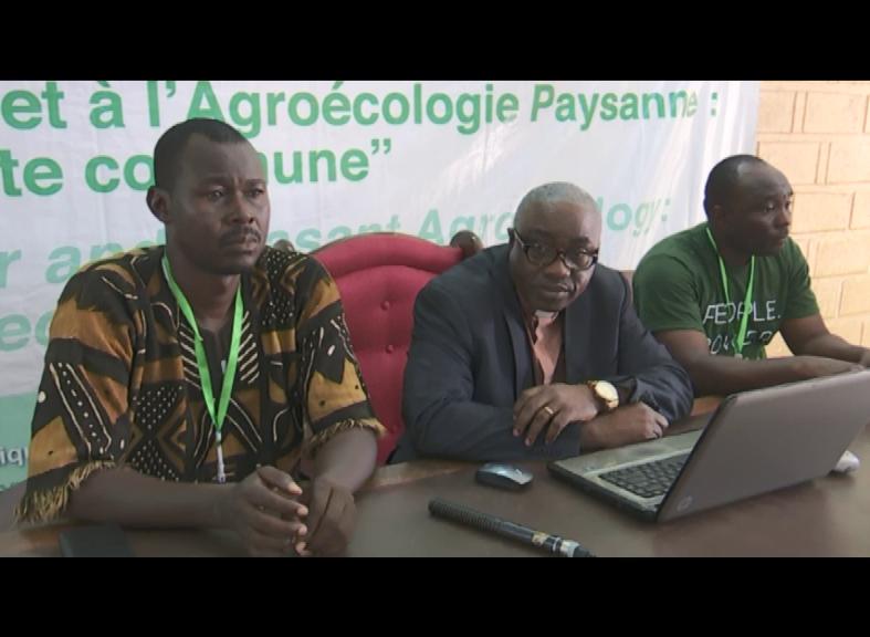 2e CARAVANE  OUEST AFRICAINE/CONVERGENCE GLOBALE