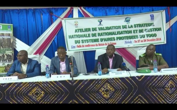 VALIDATION STRATEGIE NATIONALE DE GESTION/AIRES PROTEGEES DU TOGO