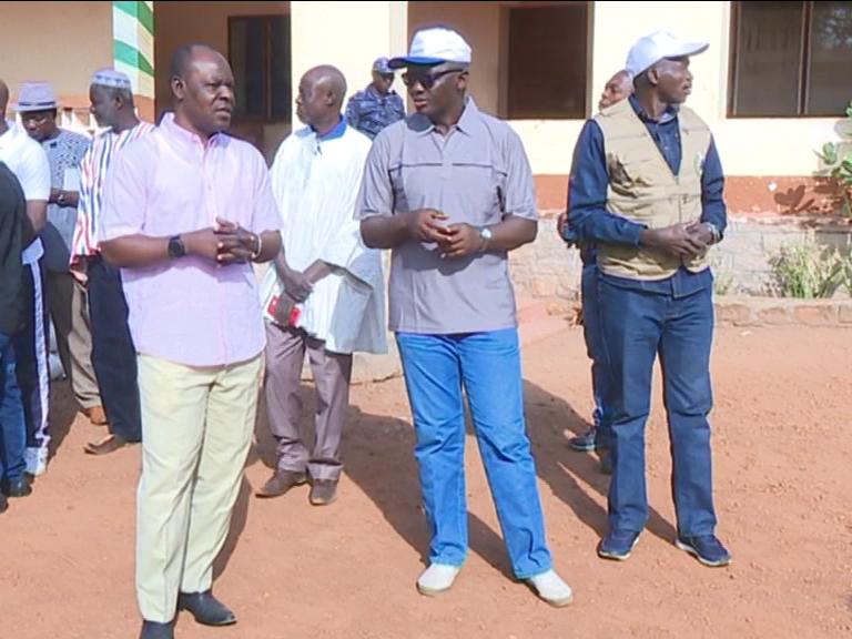 ASSISTANCE AUX PERSONNES DEPLACES DES VIOLENCES/GHANA GRAND OTI