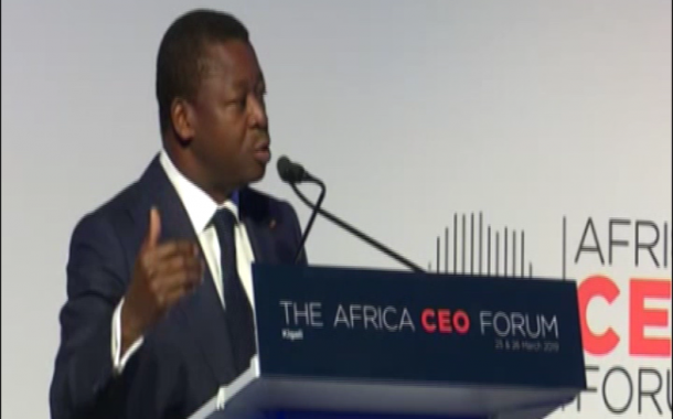 AFRICA CEO FORUM 2019 RESUME DES TRAVAUX