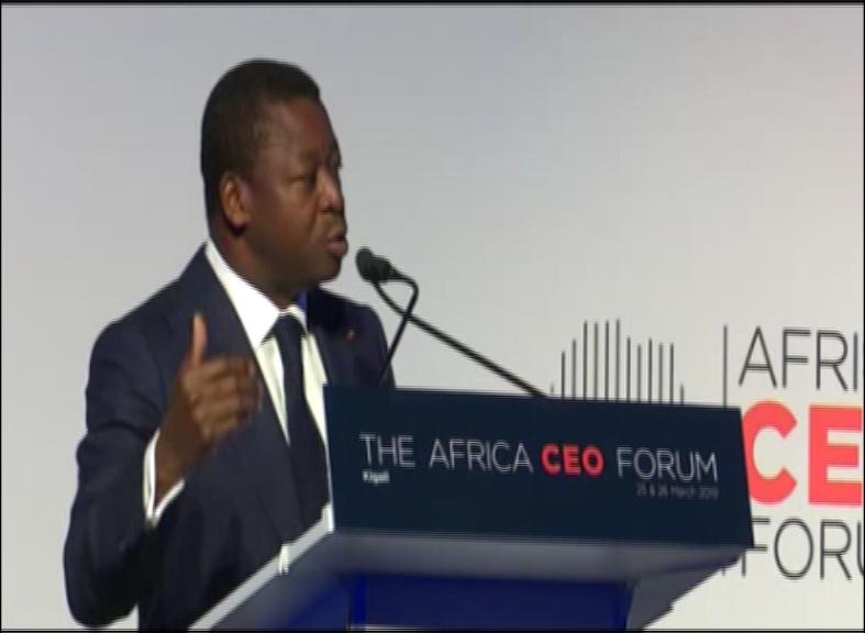AFRICA CEO FORUM 2019 RESUME DES TRAVAUX