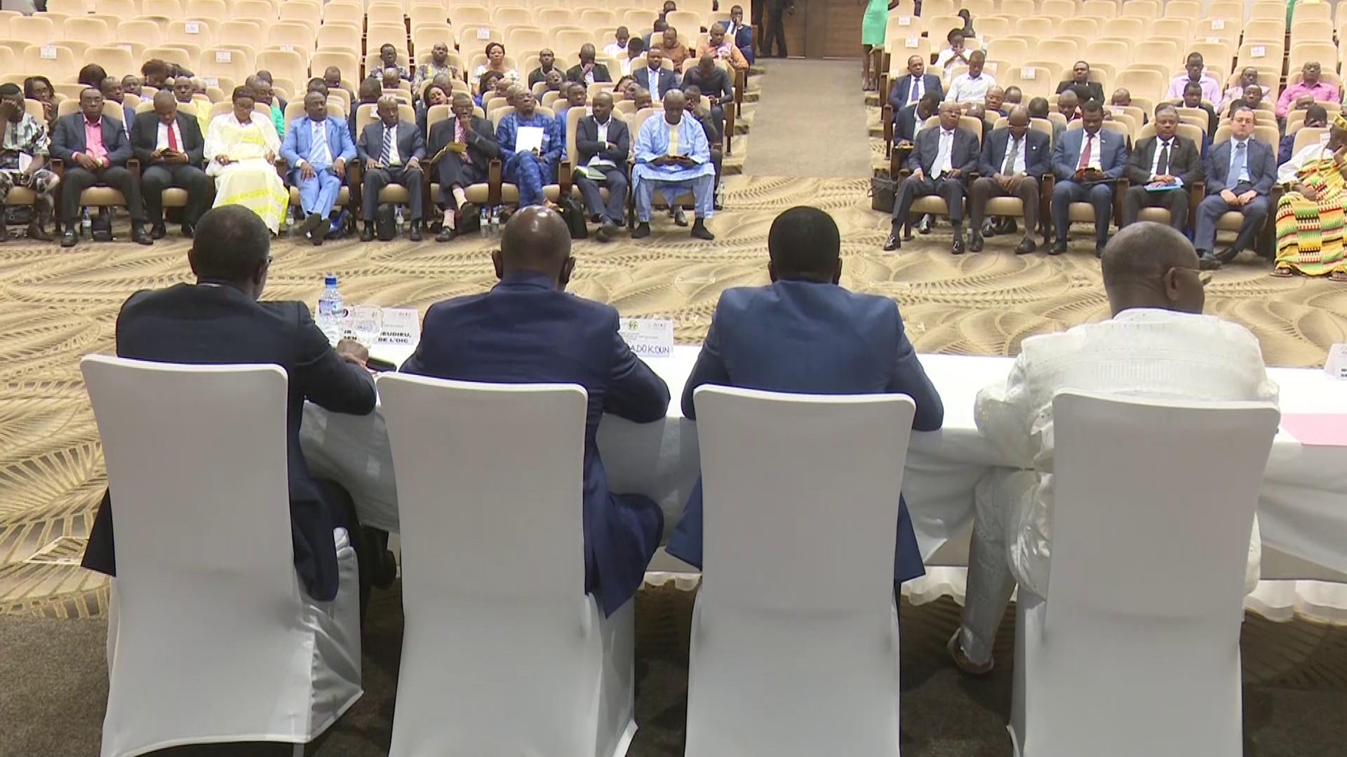 PROMOTION CONSOMMATION INTERIEUR DE CAFE EN AFRIQUE/MINISTERE DU COMMERCE