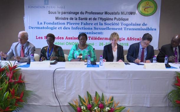 2e ASSISES AFRICANES SUR LA TELEDERMATOLOGIE