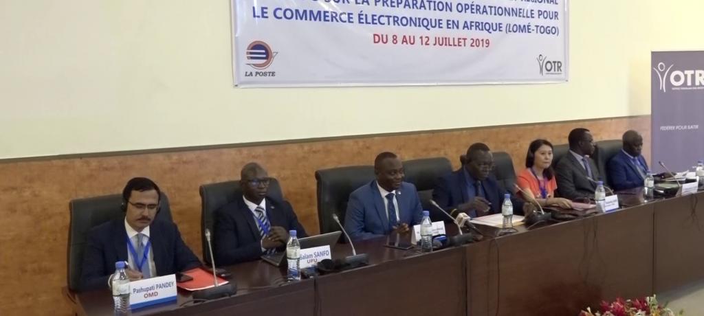 RENCONTRE SUR LE COMMERCE ELECTRONIQUE EN AFRIQUE