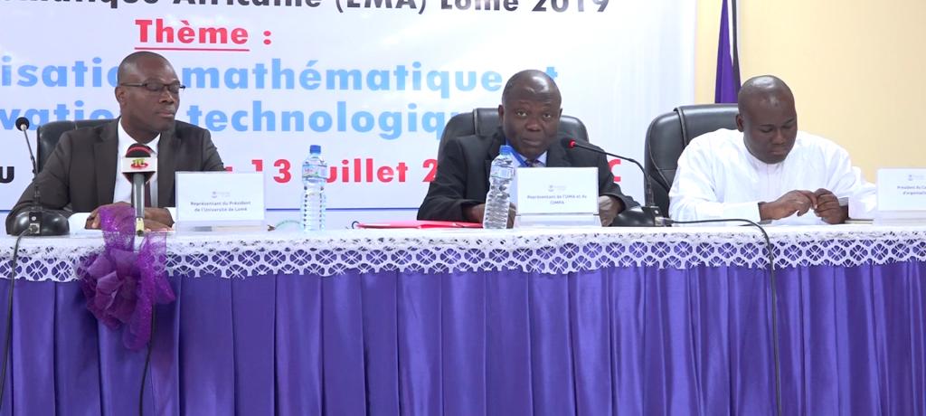 OUVERTURE DE LA 2e EDITION ECOLES MATHEMATIQUE AFRICAINS