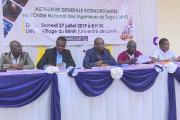 AG EXTRAORDINAIRE ORDRE NATIONAL DES INGENIEURS DU TOGO