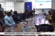 FORMATION POINTS FOCAUX-PUDC/PNUD