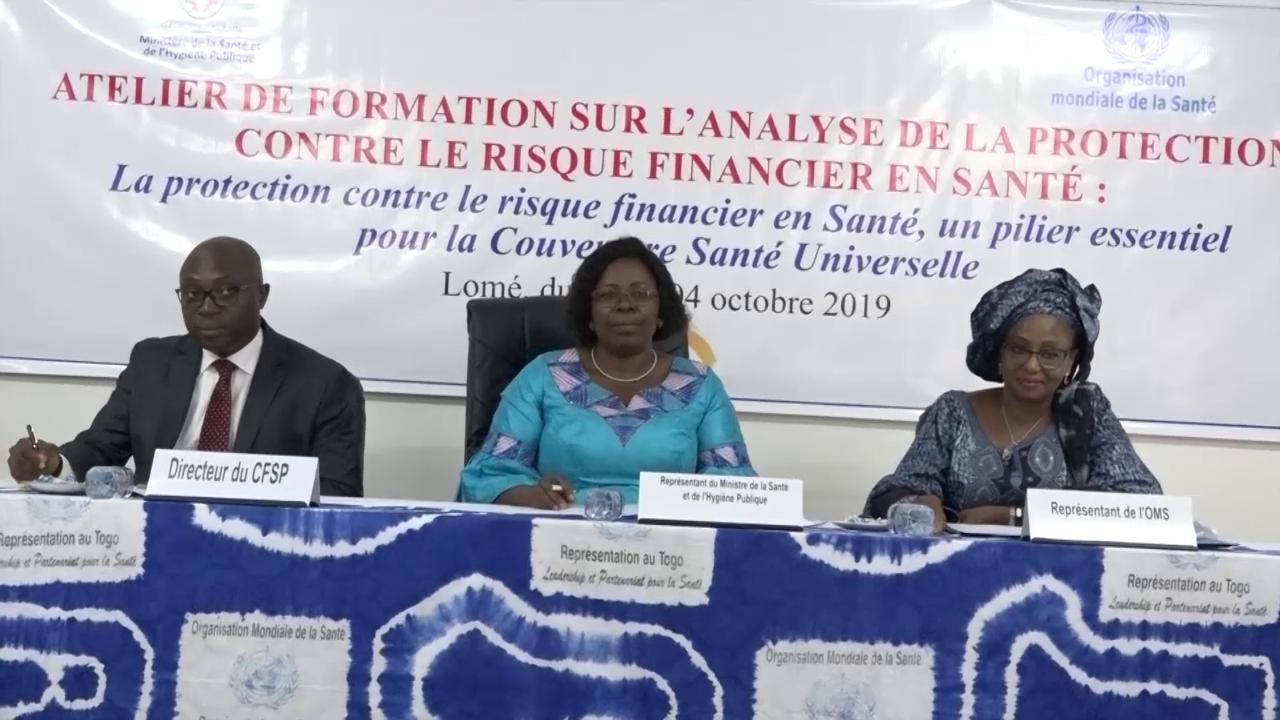 FORMATION SUR L'ANALYSE CONTRE LE RISQUE FINANCIER EN SANTE