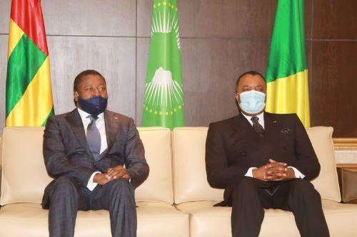 FAURE GNASSINGBE EN VISITE DE TRAVAIL AU CONGO BRAZZAVILLE