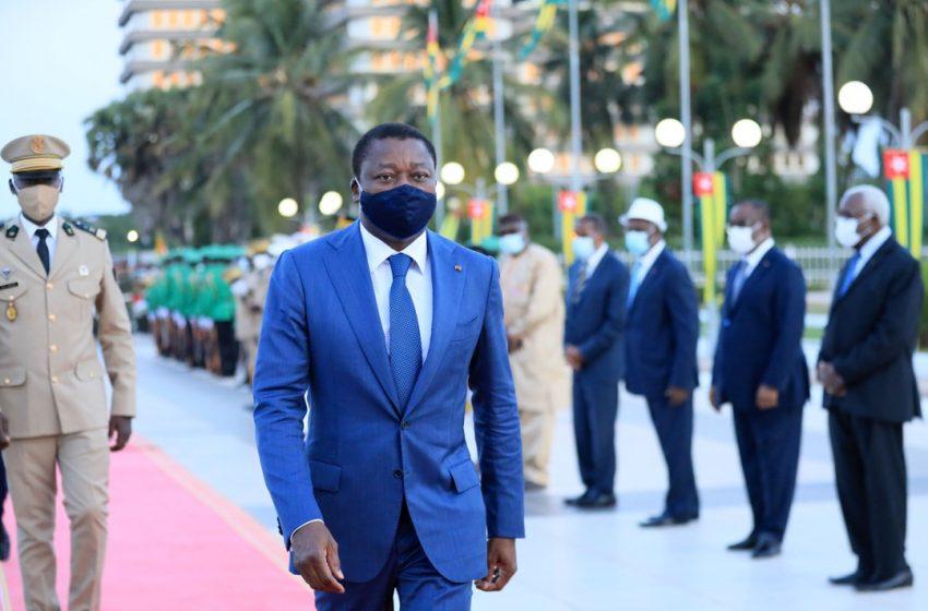 Faure GNASSINGBE CONDAMNE L'ATTAQUE AU BURKINA FASO