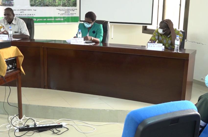 LANCEMENT AVANT-PROJET AU RENFORCEMENT DES ACTEURS DU SECTEUR FORESTIER AU TOGO