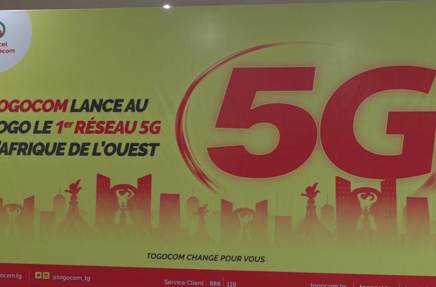 TOGOCOM LANCE LA 5G