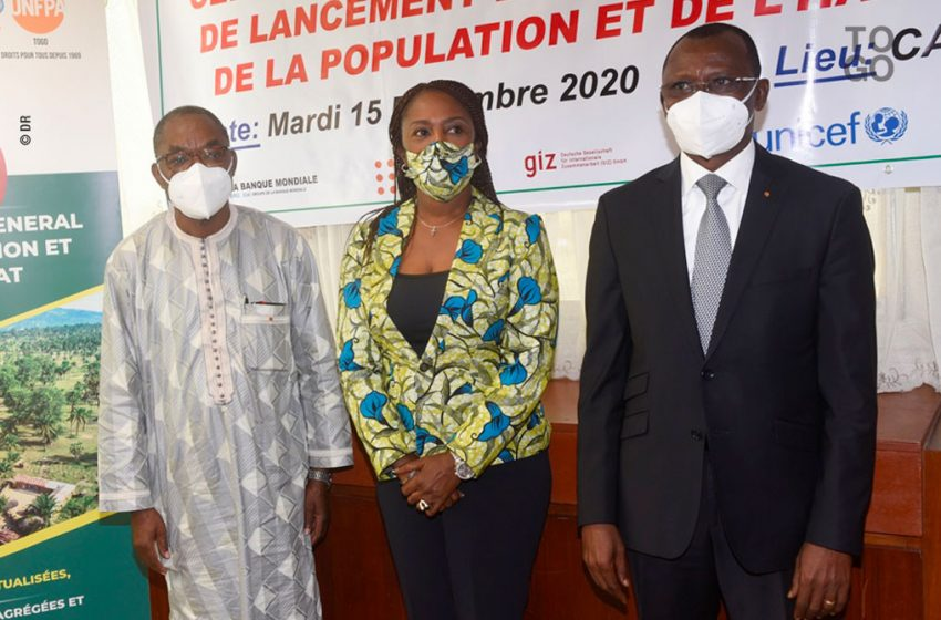 LANCEMENT CINQUIEME RECENSEMENT GENERAL DE LA POPULATION ET DE L'HABITAT AU TOGO