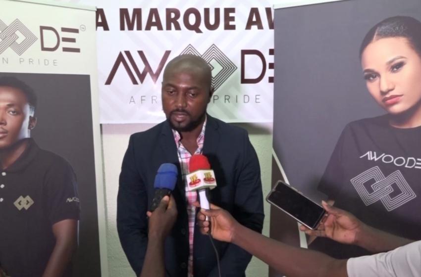 AWOODE/ LA NOUVELLE MARQUE AFRICAINE VOIT LE JOUR