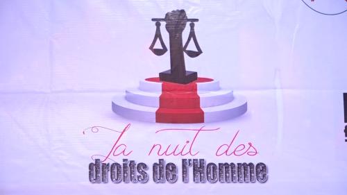 LE CACIT RECOMPENSE DES ACTEURS A LA 5EME EDITION DE LA NUIT DES DROITS DE L'HOMME