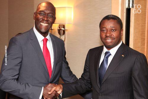 « Makhtar DIOP, un grand ami du Togo »