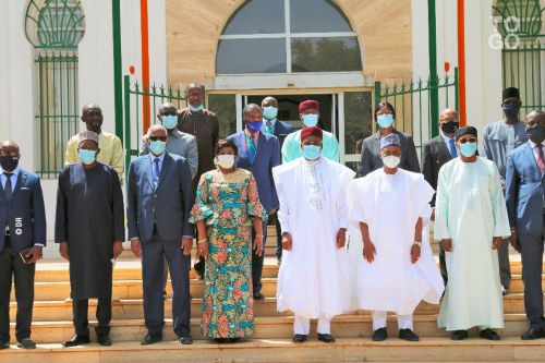 Yawa Djigbodi TSEGAN pour diriger une mission de l'OIF au Niger