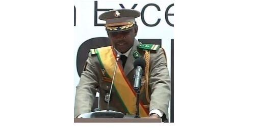 Assimi Goïta officiellement investi nouveau président de la transition au Mali