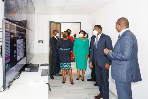 Economie numérique : Le Togo doté d'un « Data Center » ultra moderne