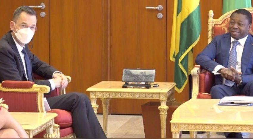 Les partenaires multilatéraux du Togo, reçus par le chef de l'Etat Faure GNASSINGBE